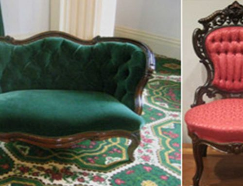 History of Upholstery – Victorian Era